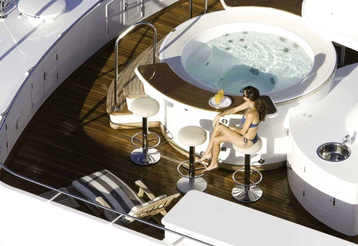 The 46m Yacht EXPLORA