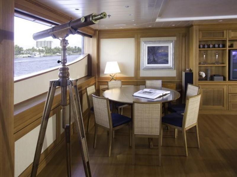 The 49m Yacht AZTECA II