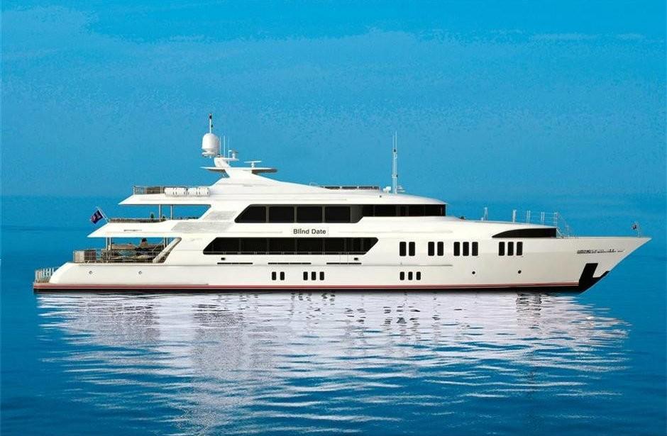 The 49m Yacht ROCKSTAR