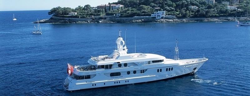 Overview On Board Yacht MALIBU
