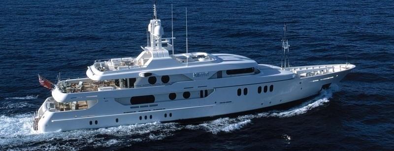 Overview: Yacht MALIBU's Cruising Image