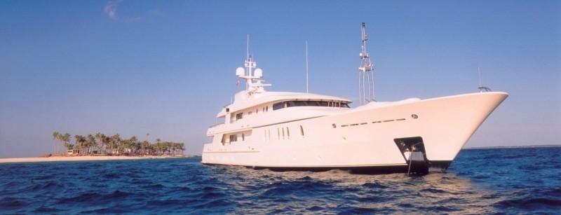 Anchorage Aboard Yacht MALIBU