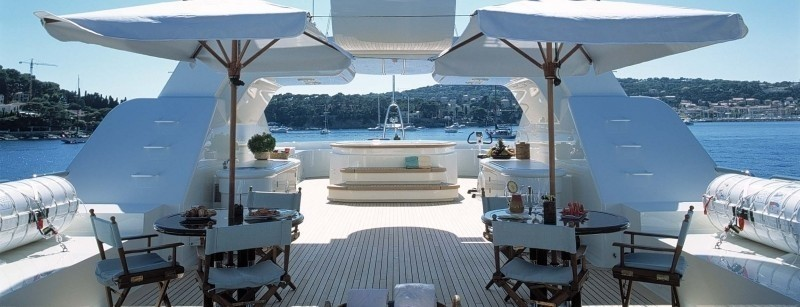 Jacuzzi Pool With Sitting On Yacht MALIBU