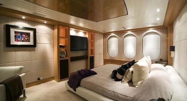 Cabin On Yacht MALIBU