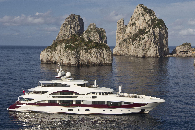 The 55m Yacht QUITE ESSENTIAL