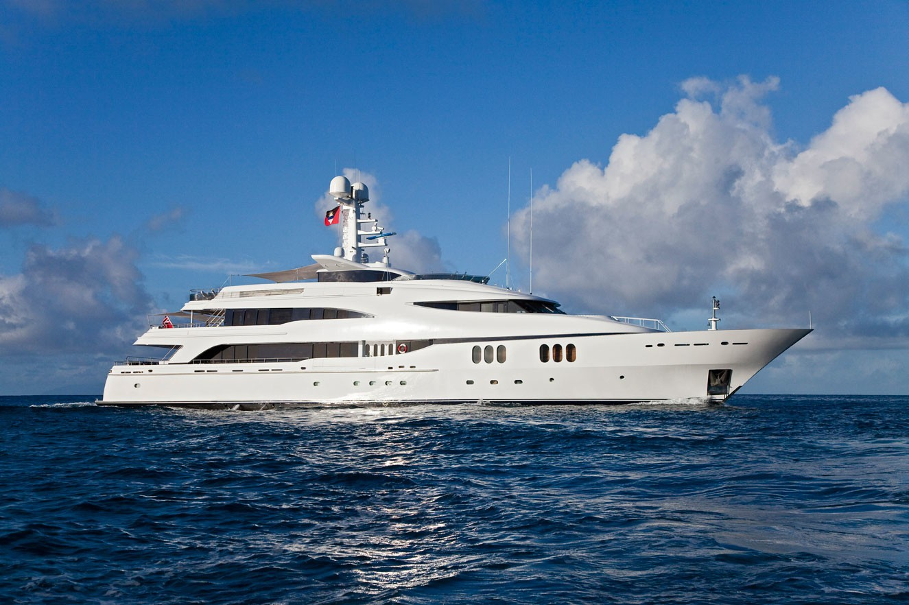 Premier Overview On Yacht DIAMOND A