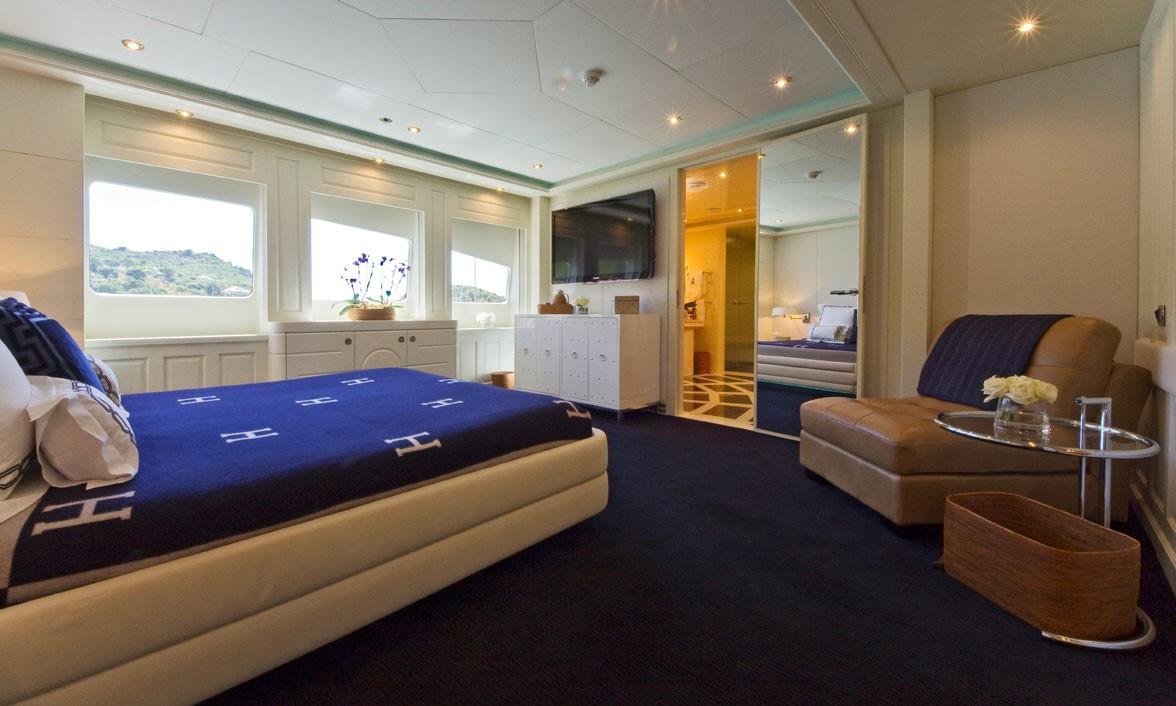 VIP Suite Aboard Yacht DIAMOND A