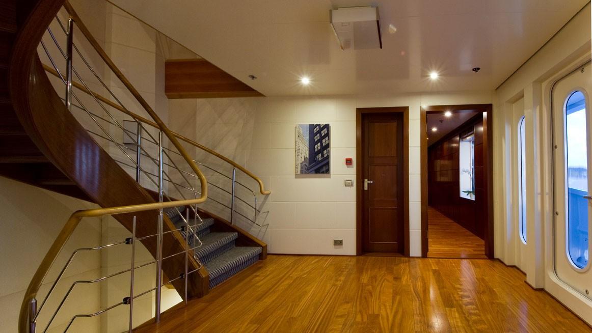Lobby On Yacht DIAMOND A