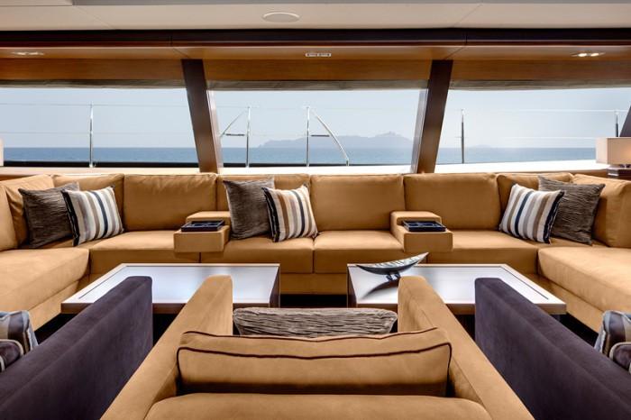 Saloon On Board Yacht KOKOMO