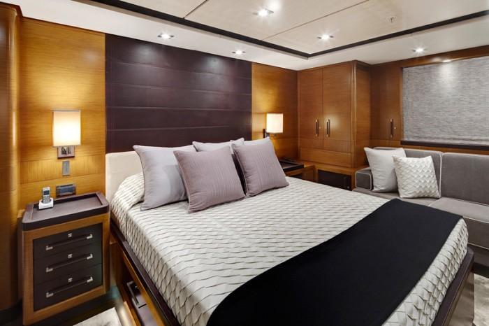 Guest's Cabin On Yacht KOKOMO