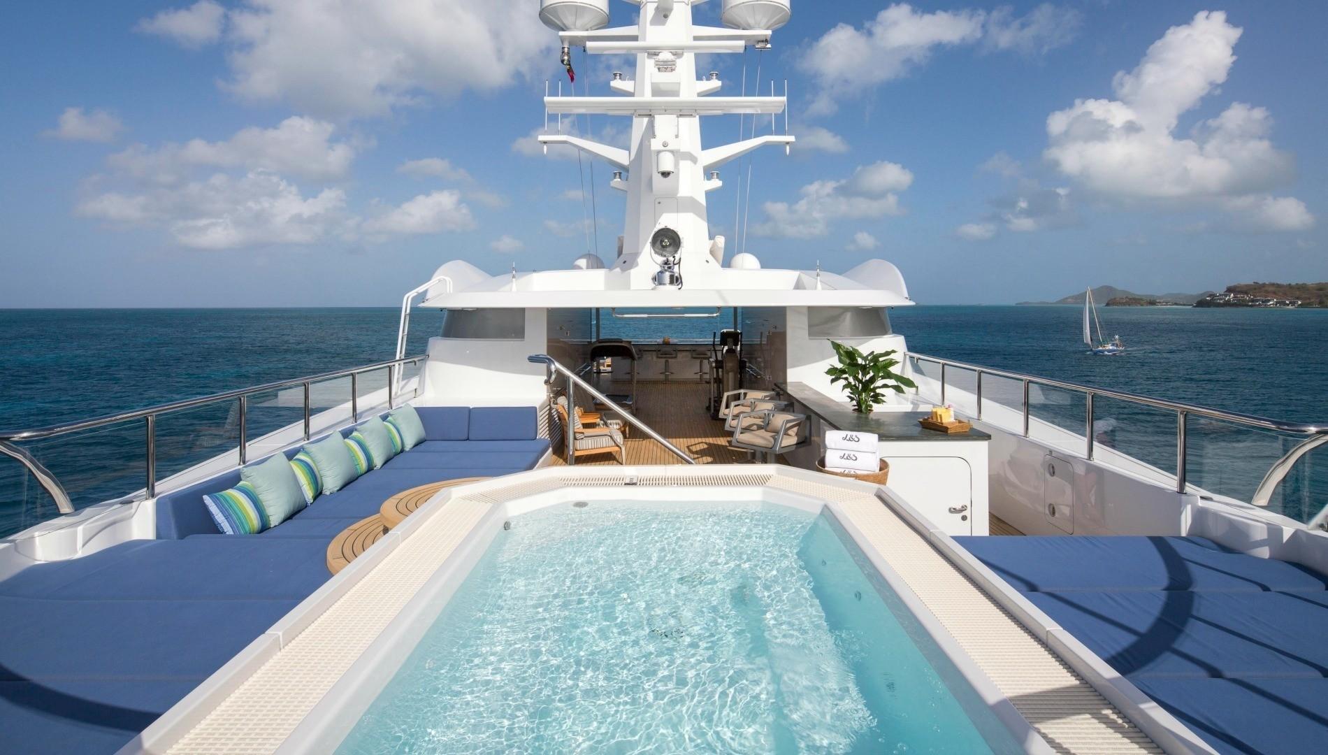 Life On Board Yacht ELYSIAN