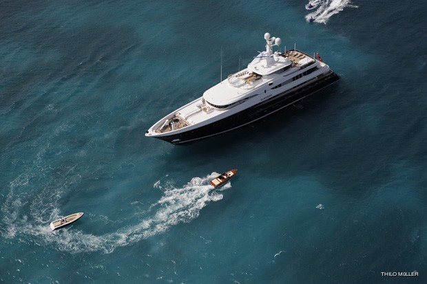 The 60m Yacht ELYSIAN