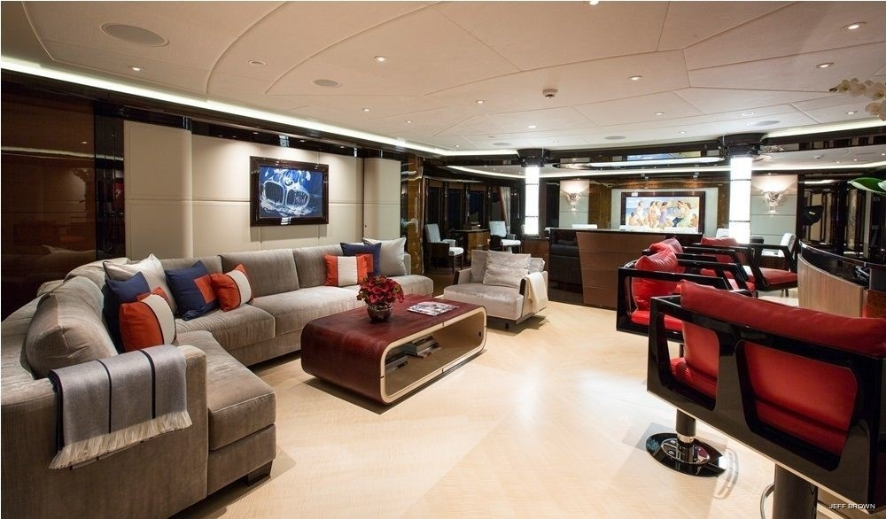 The 60m Yacht EXCELLENCE V
