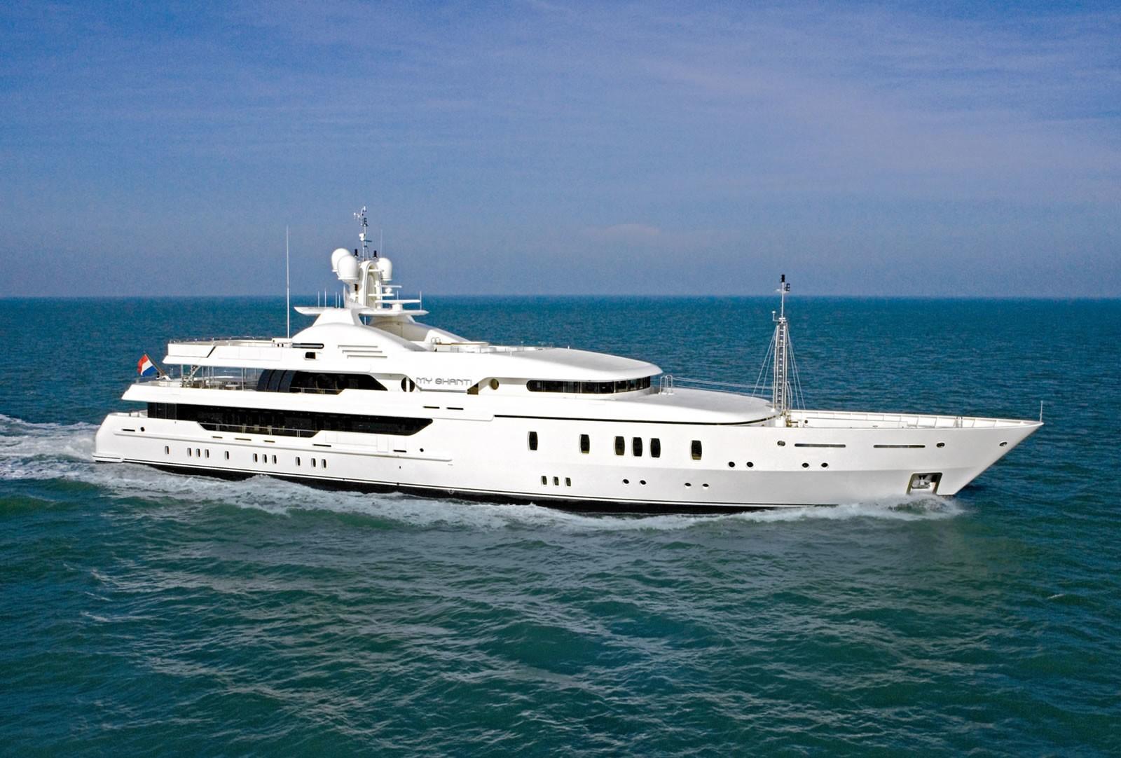 yacht maria  amels