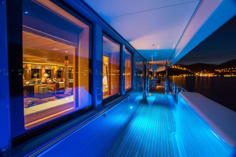 The 73m Yacht NAIA