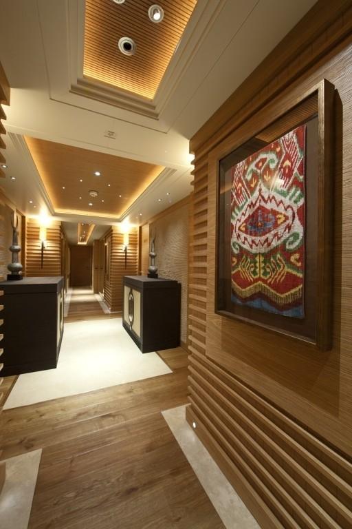 Art: Yacht NAIA's Foyer Image