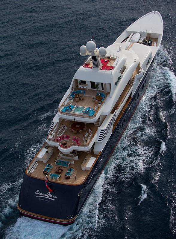 The 74m Yacht COCOA BEAN