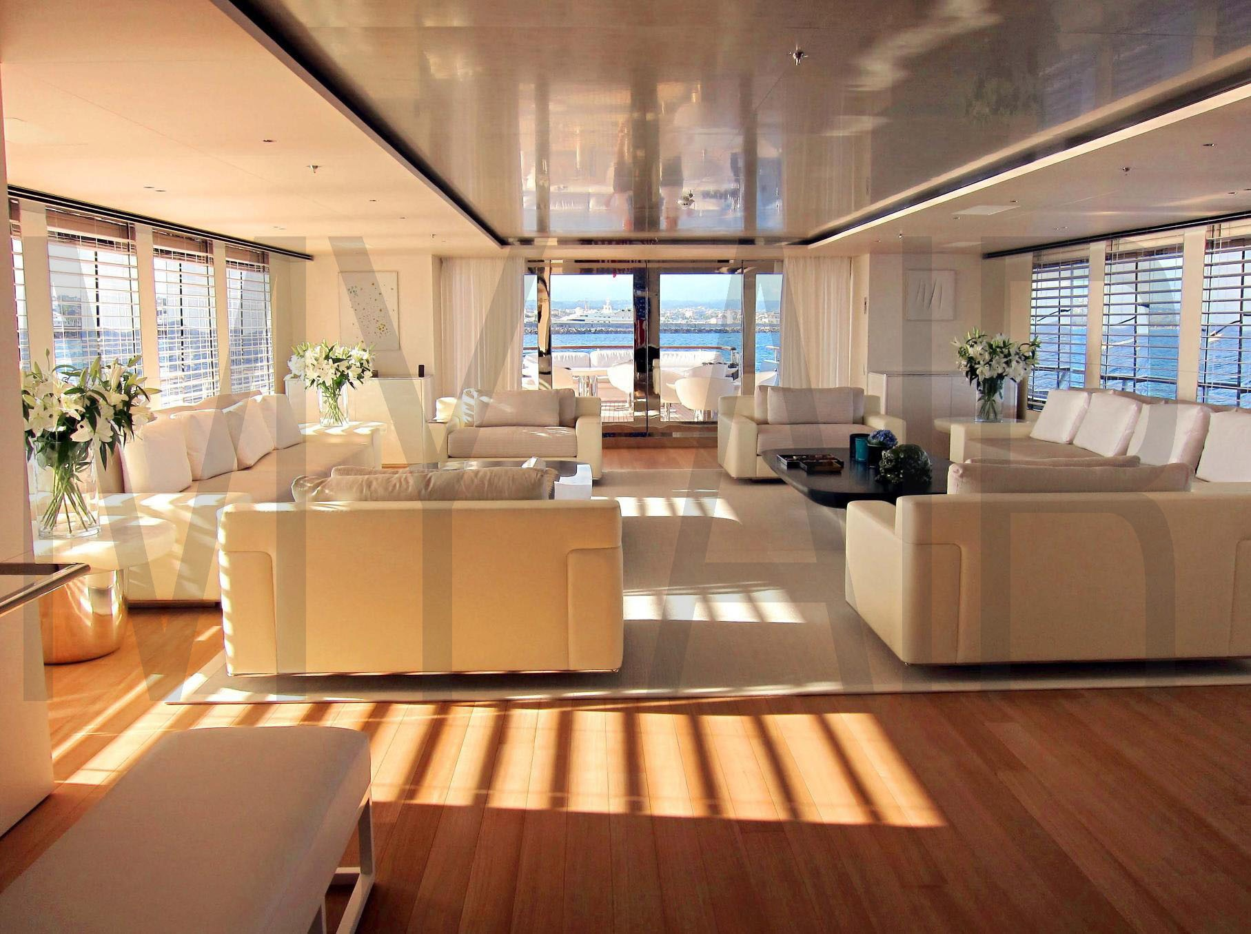 Saloon On Yacht AIR
