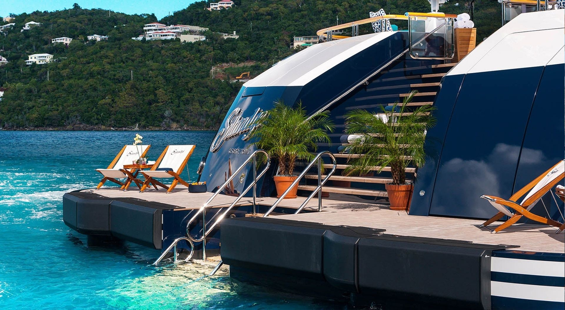 Swimming Image Gallery Luxury Yacht Browser By