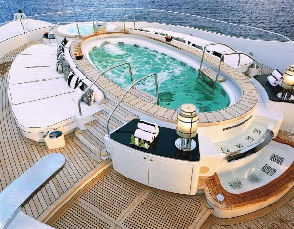 Life On Board Yacht PHOENIX 2