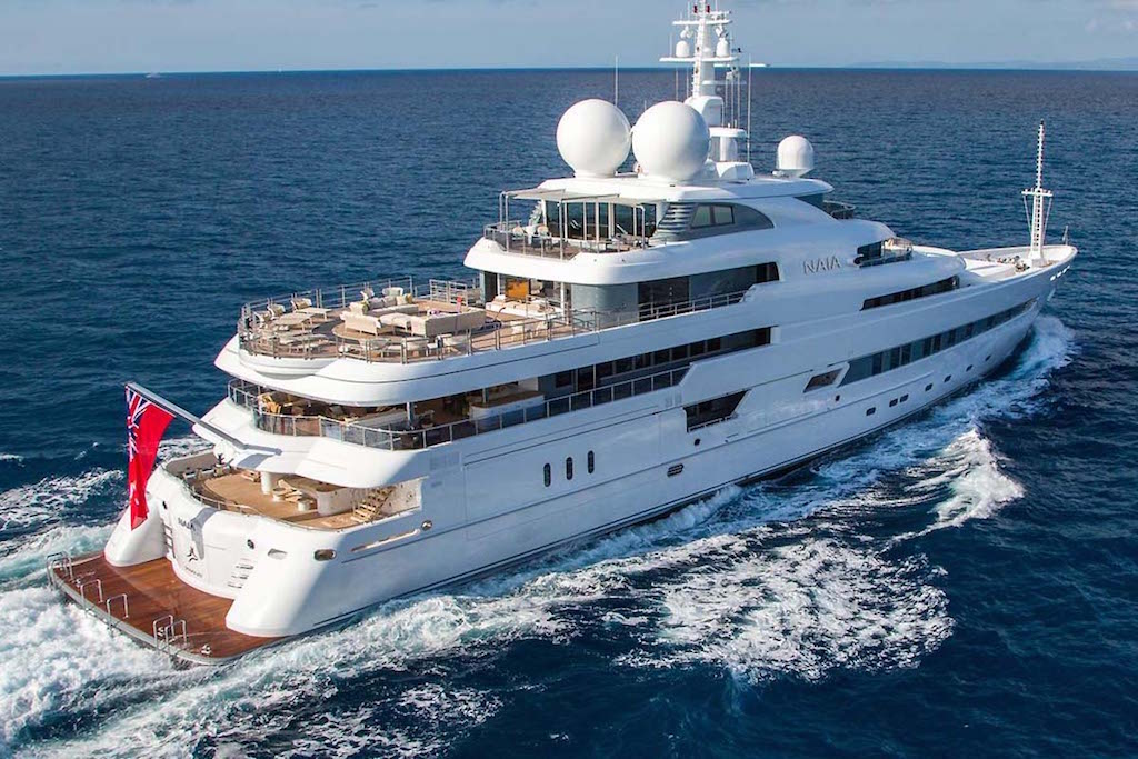 Superyacht Naia 00001