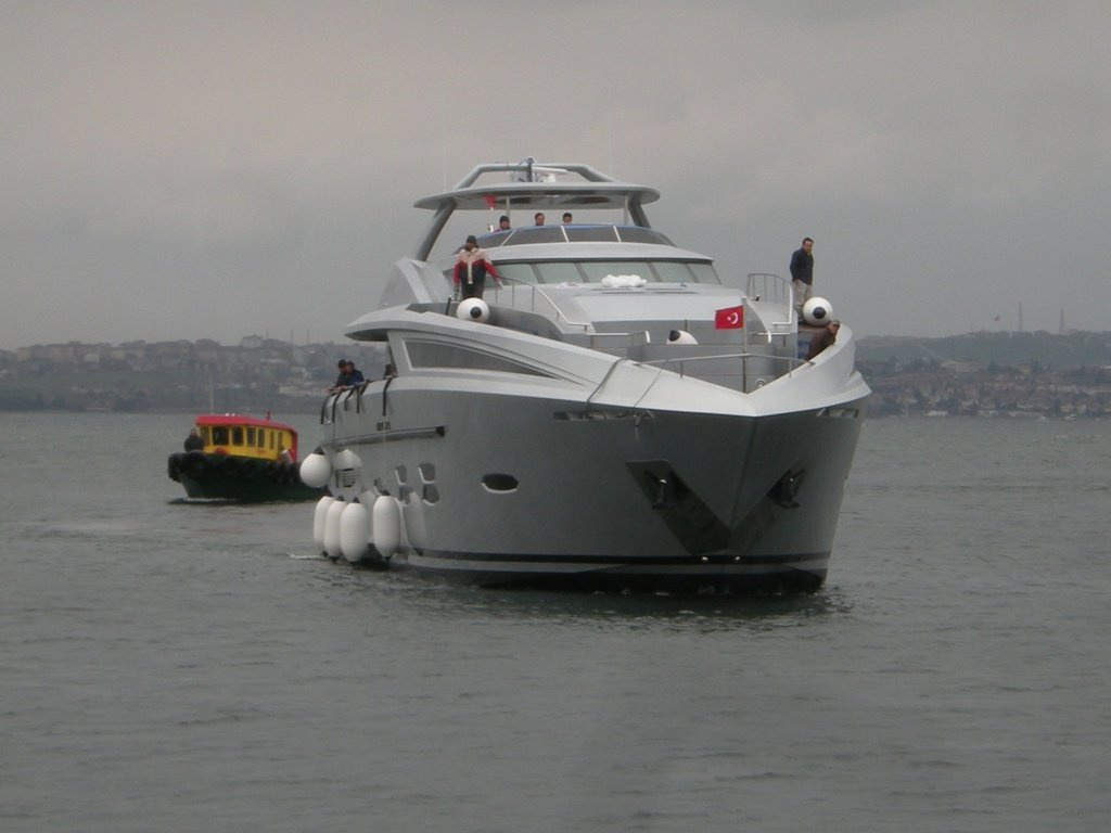 Superyacht Meya Meya Launched By Logos Marine