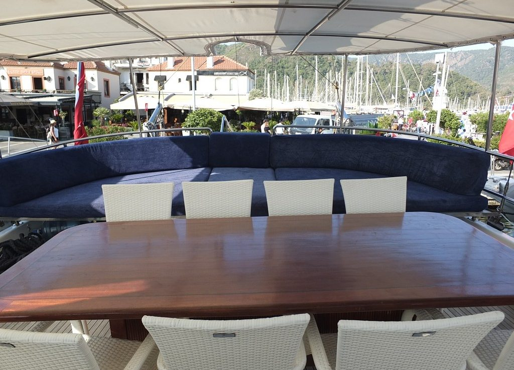 Alfreco Dining Area