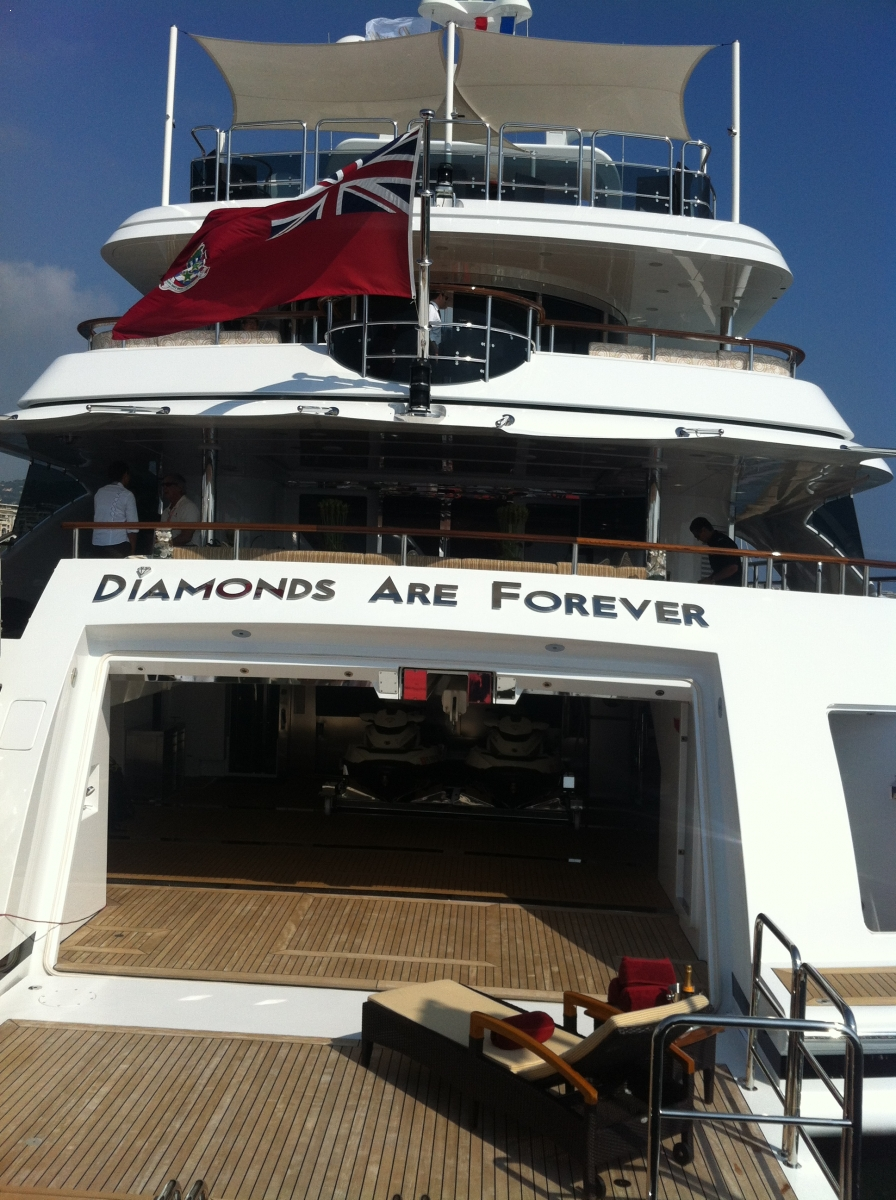 Diamonds Are Forever - Stern