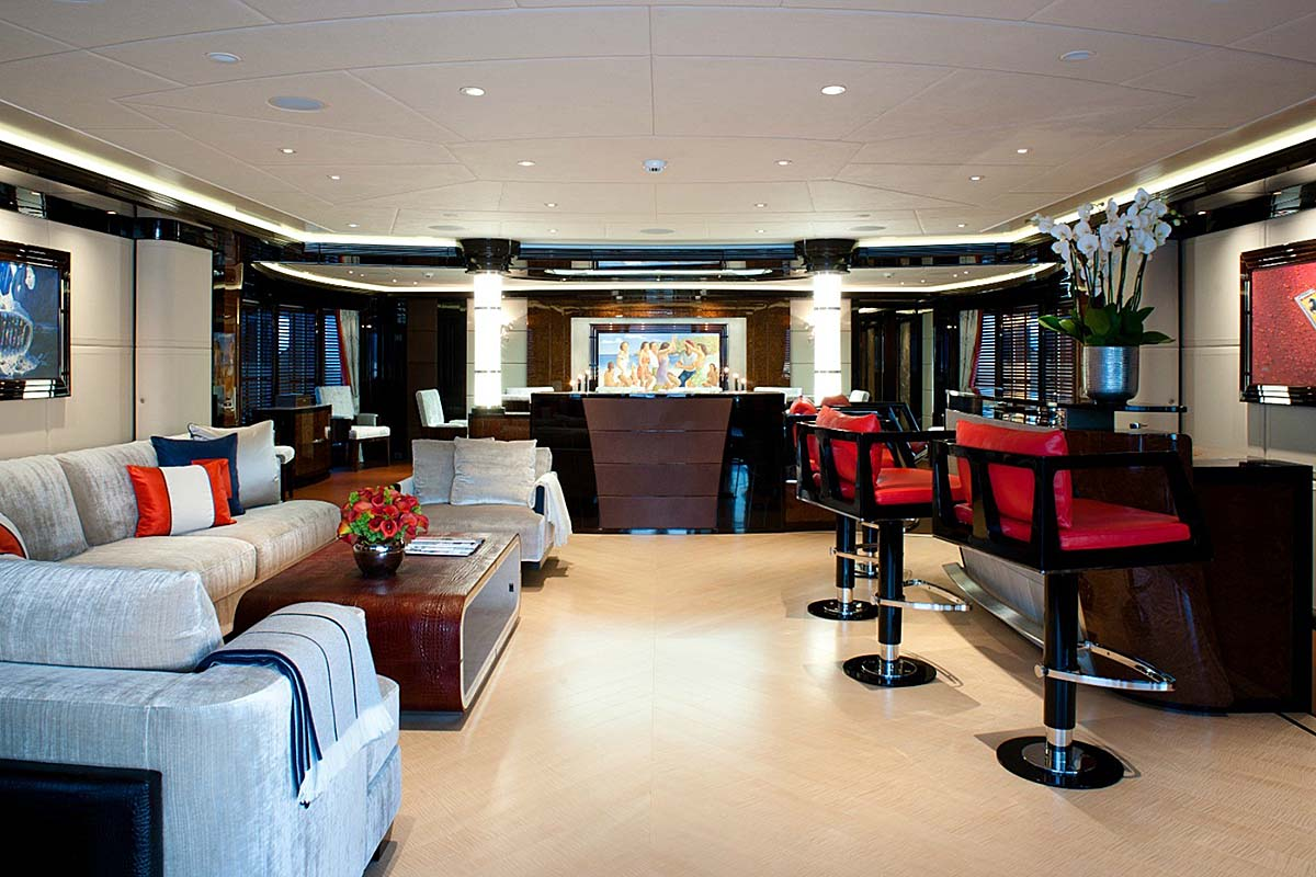 Excellence V Salon Main Deck