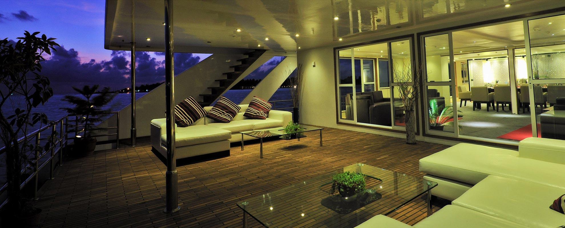 Exterior Living Areas
