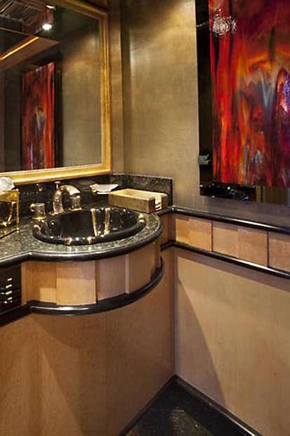 Lady Sharon Gale Yacht Bathroom