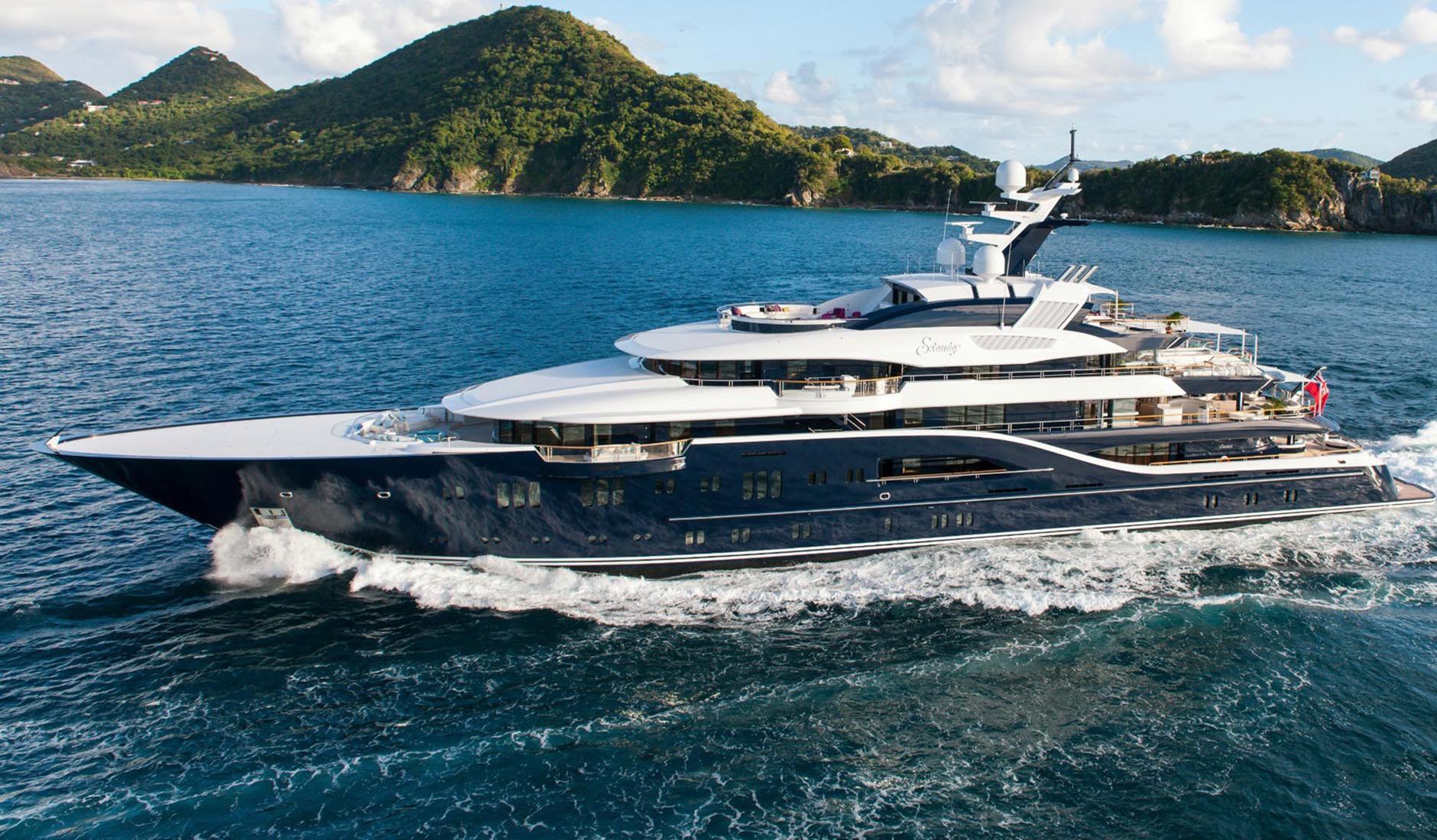 Lurssen Motor Yacht SOLANDGE