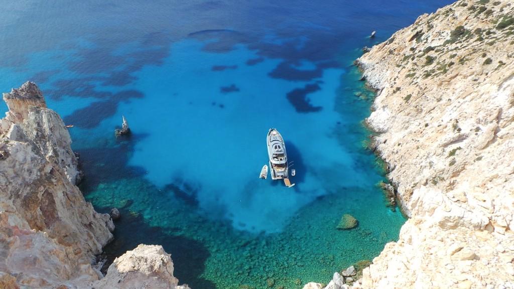 Meya Meya Motor Yacht In Greece
