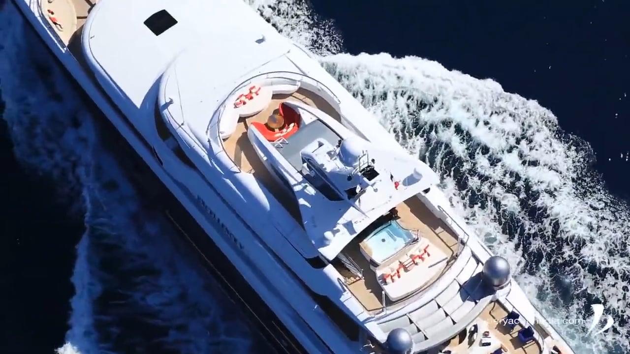 Motor Yacht EXCELLENCE V - Owner's Terrace