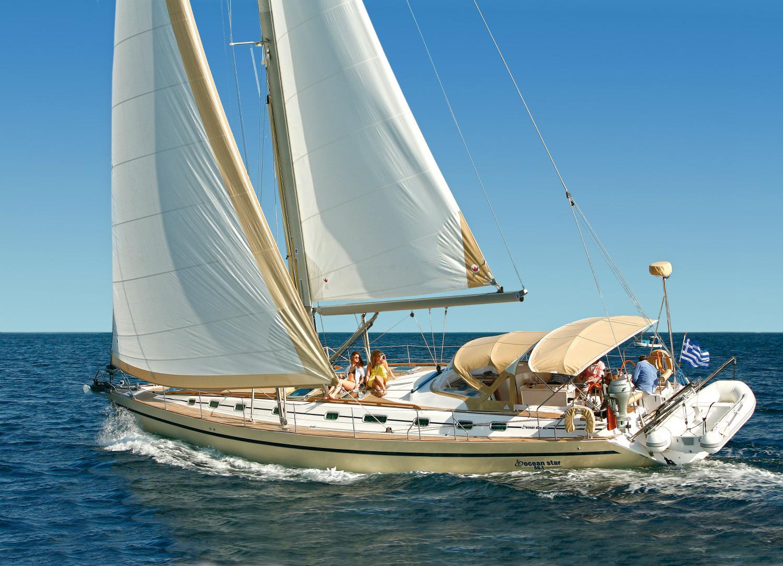 Mythos Sailing Yacht For Charter Mediterranean