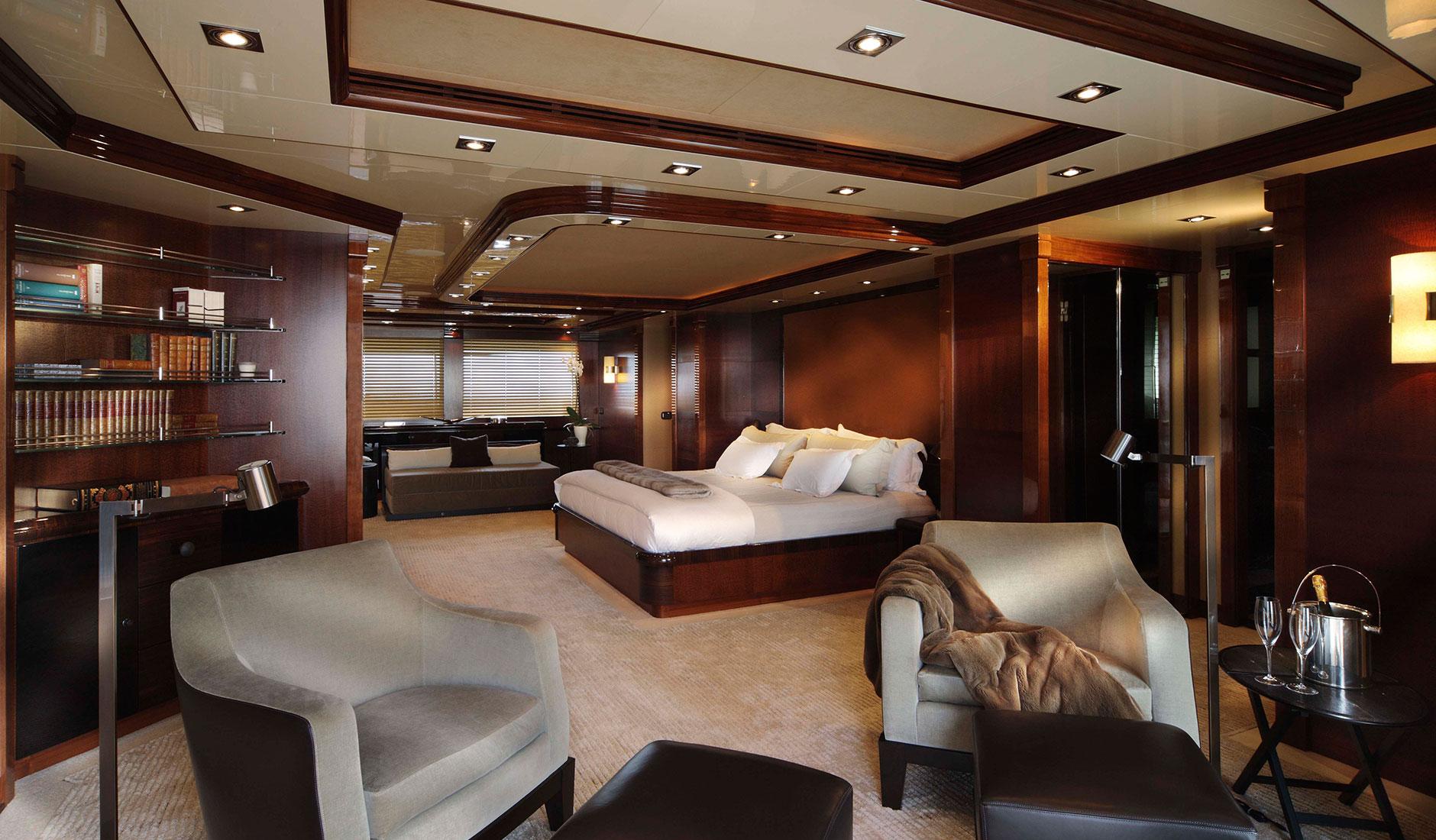 Yacht Azteca Crn Superyacht Charterworld Luxury
