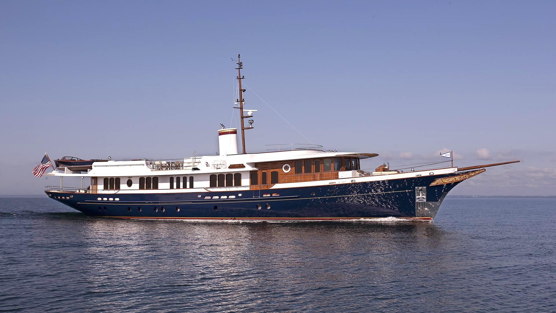 SYCARA IV By Burger Boat Company