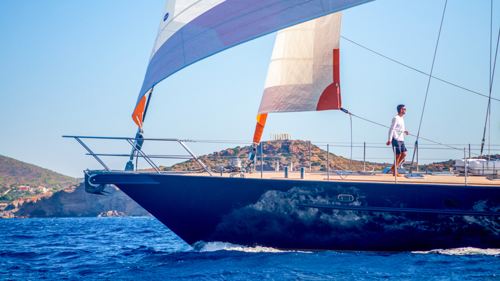 Sailing Yacht AFAET
