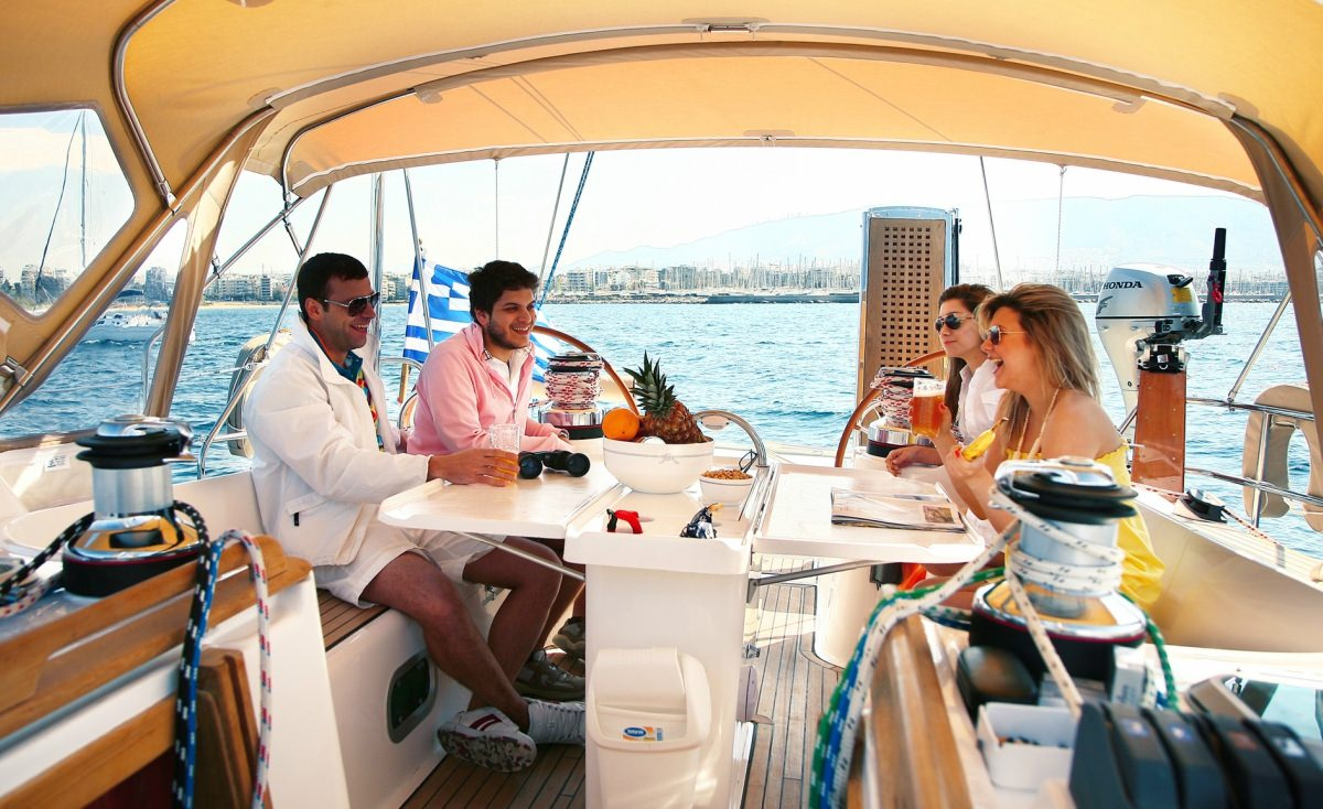 Sailing Yacht MYTHOS