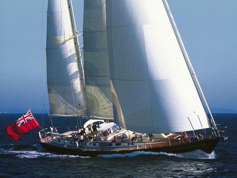 Sailing Yacht MELINKA