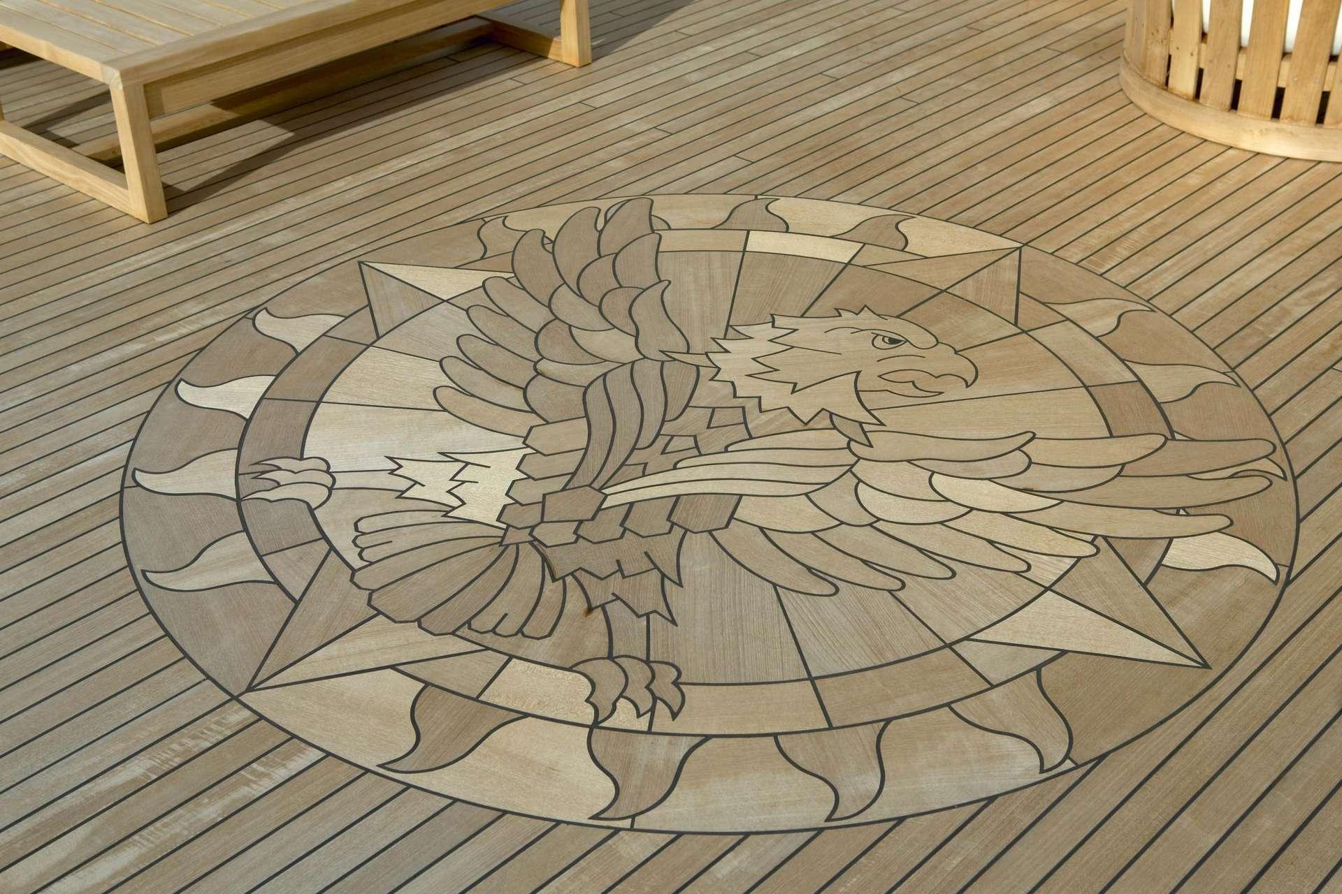 Sun Deck Detail