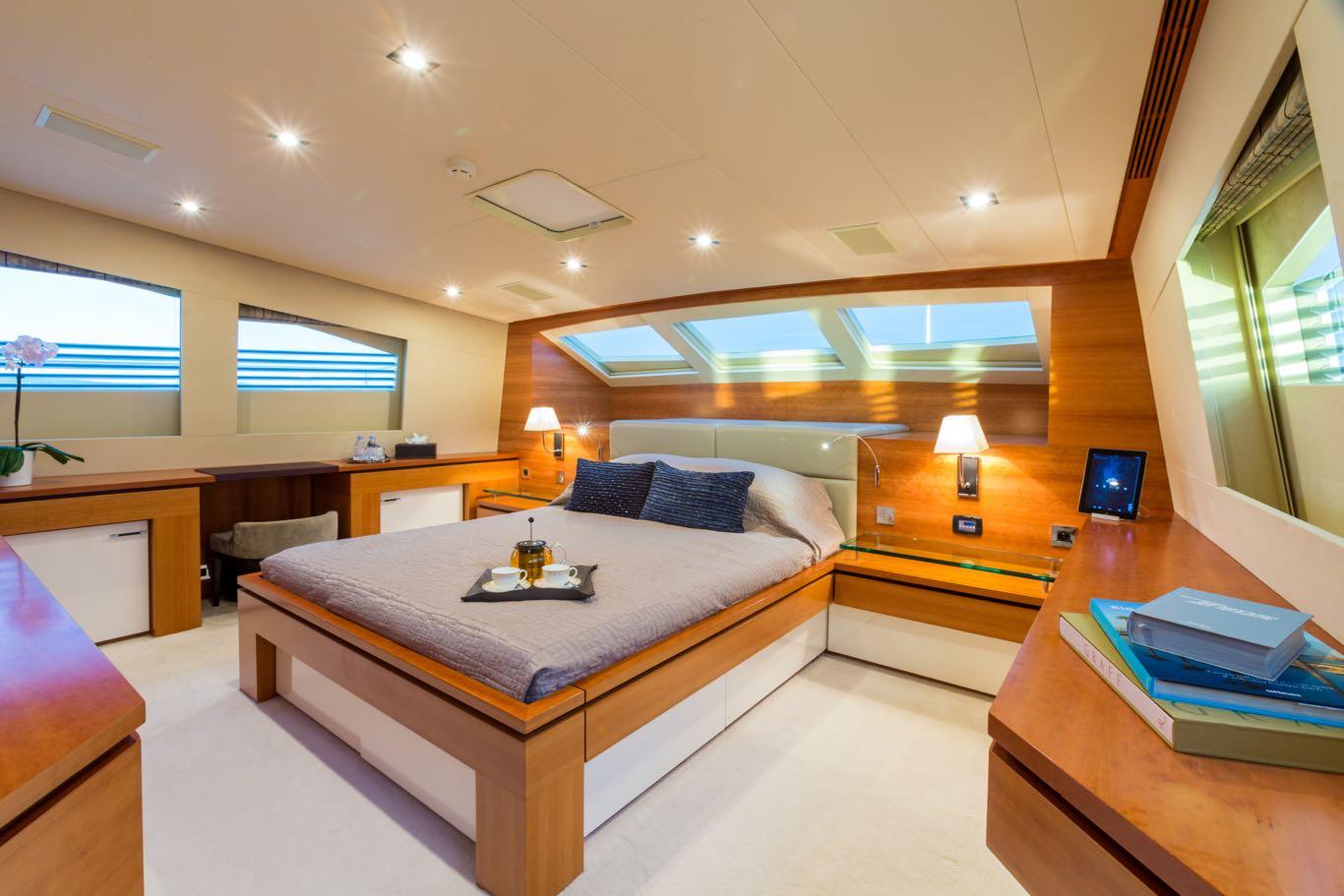 Upper VIP Cabin