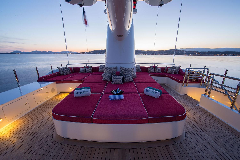 Yacht Cocoa Bean - Sunpads