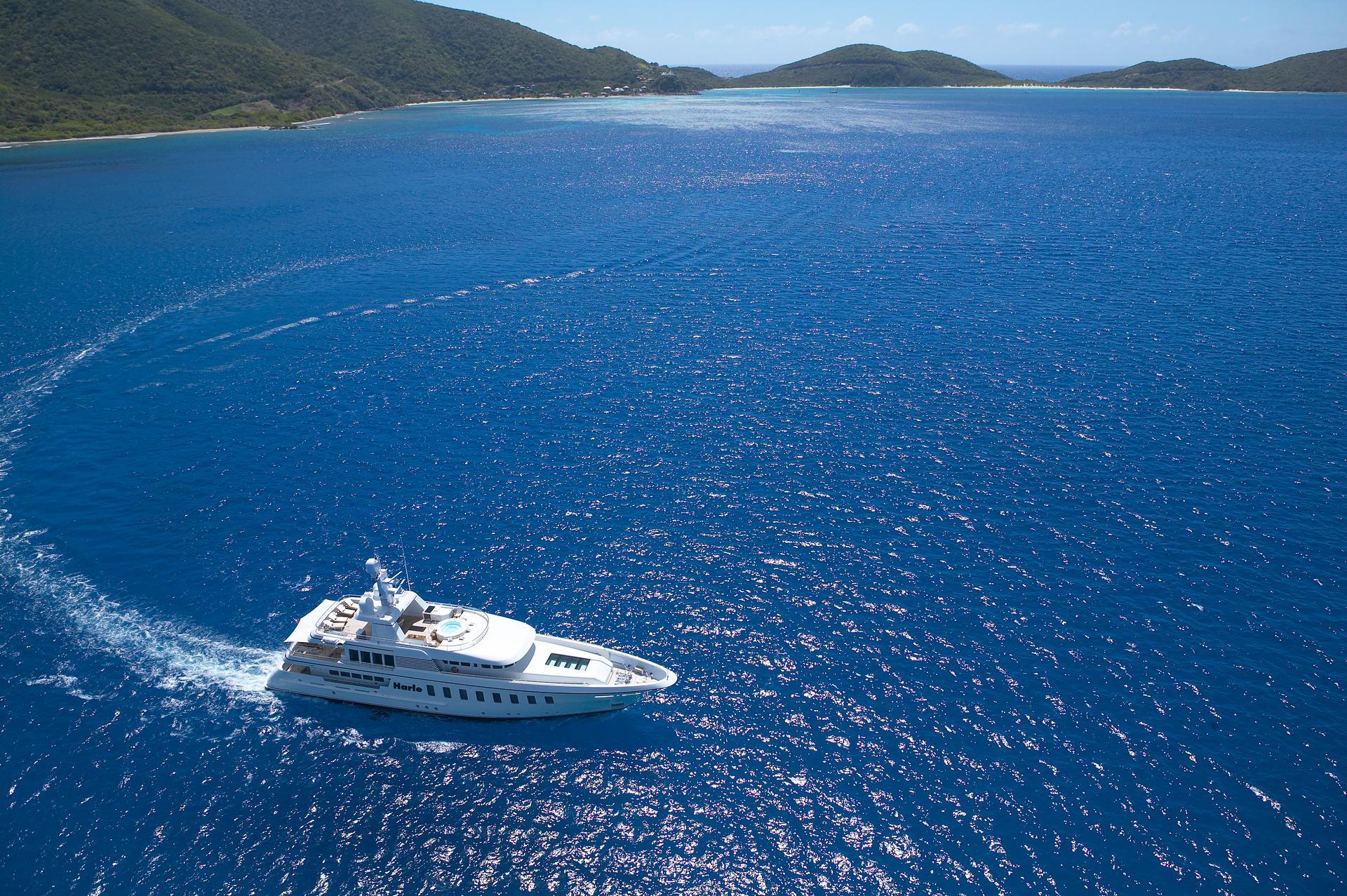 Yacht HARLE By Feadship - The Ocean
