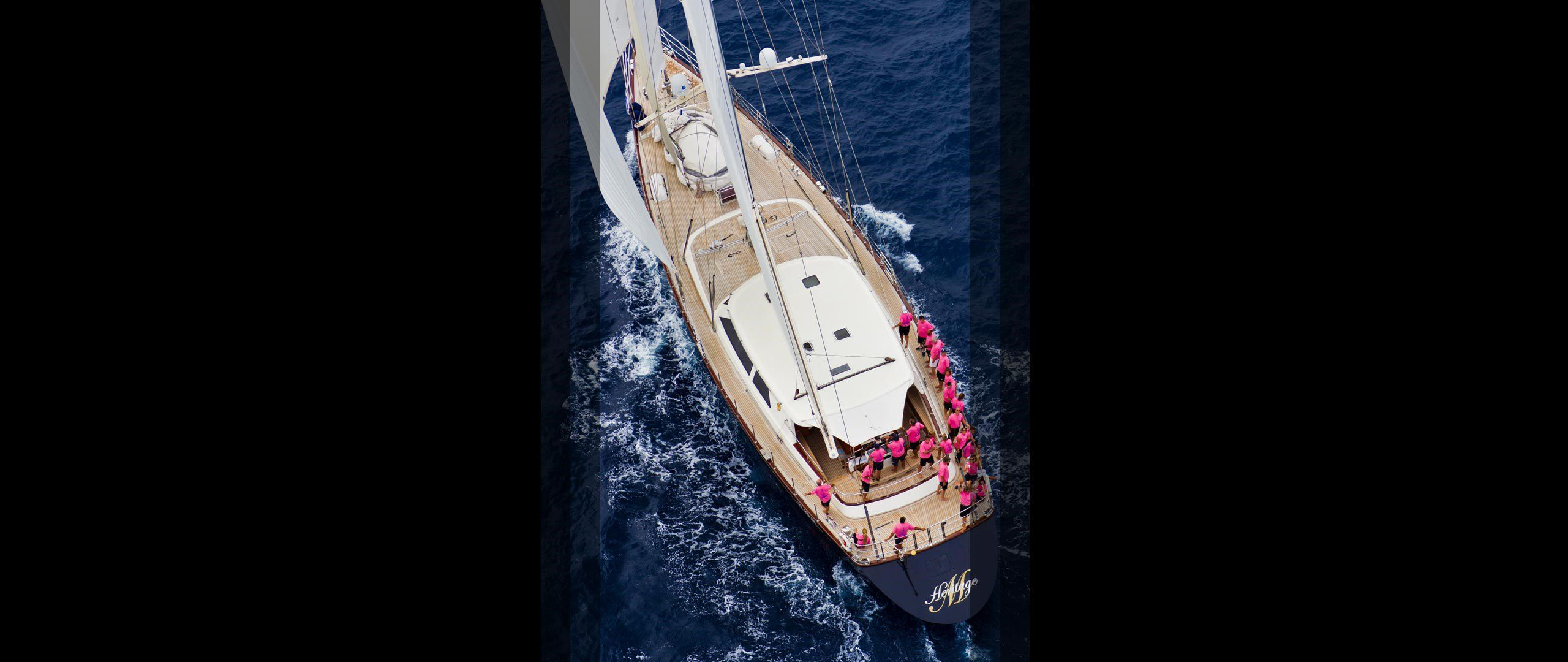 Yacht Heritage M By Pereni Navi - Sailing