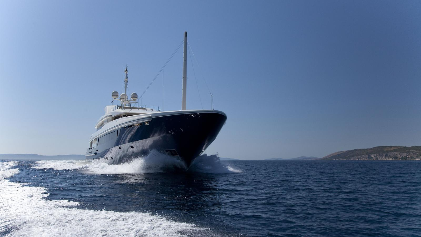 Yacht MARY JEAN II By ISA - Fast Cruising