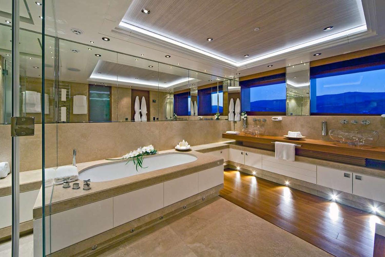 Yacht MARY JEAN II By ISA - Master En Suite