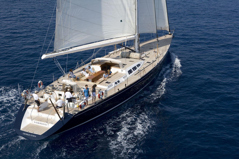 Yacht OCEAN'S SEVEN 2 - Sailing Lifestyle