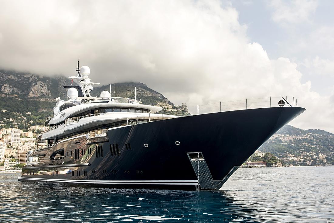 Yacht Solandge Monaco Luxury Yacht Browser By Charterworld