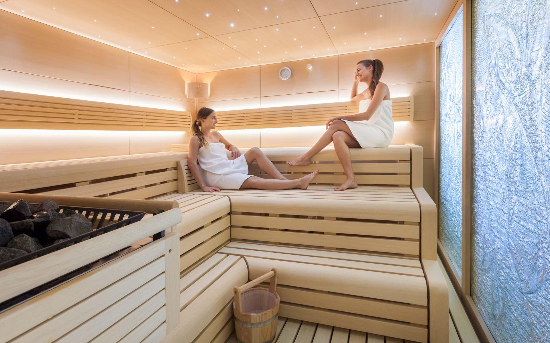 Yacht Solandge - Sauna